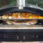 Paprika Woodfired Pizza Oven From Aromatic Embers