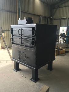 Commercial 2016 Market Master 4 Door Wood Fired Oven