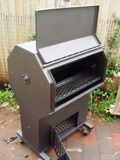 Home Charcoal Rotisserie-03